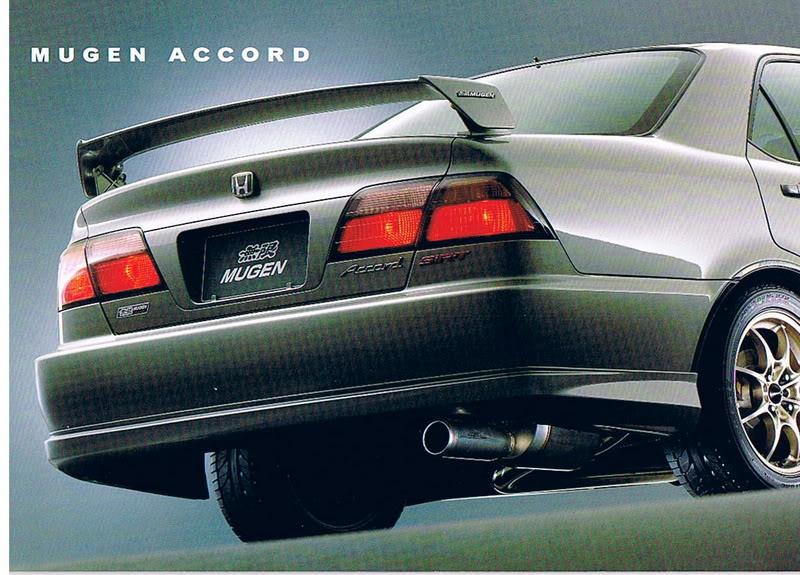 96 00 Honda Civic Mugen Ferio Wing Differences Gen 11 Vs Gen 15